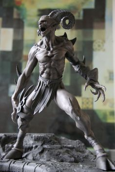 Katon Callaway Art: God of War 3