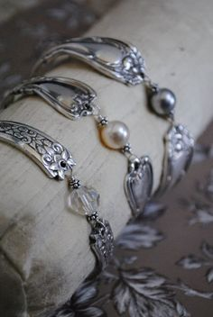 Silver Spoon Jewelry -- WANT!