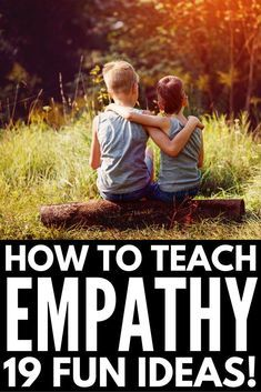 Looking for fun empathy activities for kids to teach children about kindness and compassion, and help them understand the feelings of others? We've rounded up 19 empathy activities for children to help teachers with their lessons plans in the classroom an #ParentingTeacher