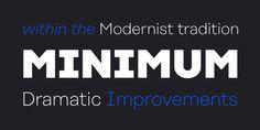 Rational - Webfont & Desktop font « MyFonts