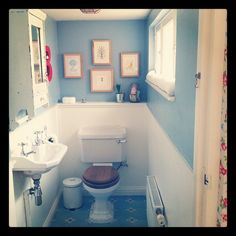 a downstairs loo