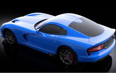 Be a part of @Chrysler history by voting on the color for the SRT Viper! #ChicagoAutoShow Blog