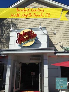 Food + Fun at Johnny Rocket's! While on our recent trip to Myrtle Beach, SC we decided to enjoy one last meal there at the Johnny Rockets in Barefoot Landing.  This was our third time in Myrt…