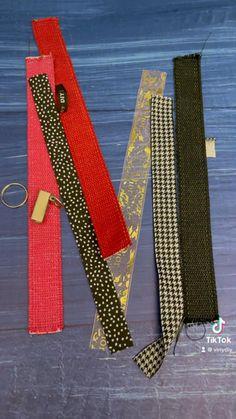 Diy Hacks, Needlework, Crochet, Fashion, Recycled Crafts, Wool Dress, Tuto Sac, Tape, Good Ideas