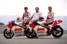 Racing Cafè: The Dream Team - Team Roberts Marlboro Yamaha 1993