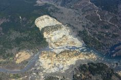 Washington landslide, Oso, WA   March 23, 2014