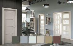 Modelo Bosco | Puertas lacadas | Serie Lacada | Puertas de interior | Puertas Castalla Decor Interior Design, Interior Decorating, Bathroom Medicine Cabinet, Tall Cabinet Storage, Doors, Bedroom, Furniture, Home Decor, Nova