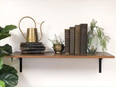 Curated Vintage Shelf Decor Set