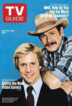 I have this TV Guide cover!!!