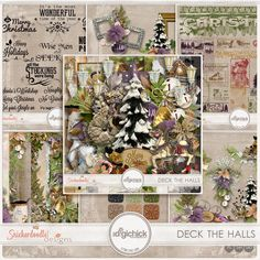 Deck The Halls Collection