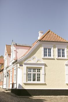 Aeroeskoebing, denmark. historic old town. www.getmarriedindenmark.com photo by camilla jorvad