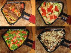 inspiration til raclette