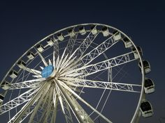 #capetown #southafrica #capewheel Cape Town, Ferris Wheel, South Africa, Fair Grounds, Photos, Life, Pictures