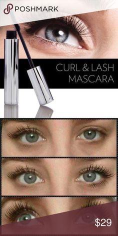 e136da59be2 Curl & Lash Mascara Creates a beautiful shape a d voluminous look to your  eyelashes. Nu