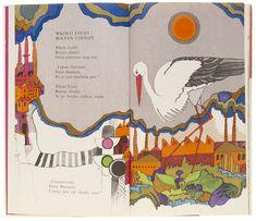 Cover illus. by Zbigniew Rychlicki for Mądra poduszka, 1977