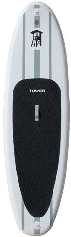 """One of the best inflatable stand up paddle boards on the market! Tower Paddle Board's 6"""" iSUP $595"""