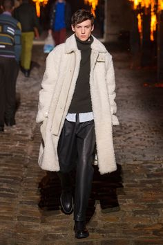 Hermès Fall 2018 Menswear Fashion Show Collection