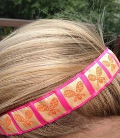 One Up Pink and Yellow Tennis Non Slip