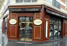 GRAN CAFFE CONVIVIUM PARIS FRANCE