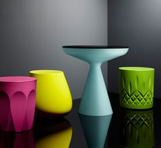 Keith Melbourne Stools & Table