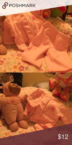 """Every item in closet is BOGO Equal or > $ enjoy !! """"Cutie"""". JUST REDUCED! Child of mine Matching Sets"""