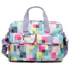 New Baby Bag in K Squared #Kipling