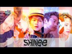 Mnet M countdown! SHINEE Next week :)