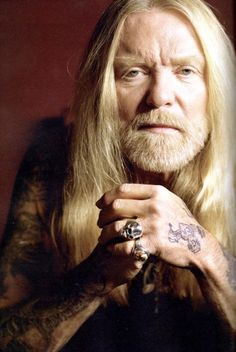Gregg Allman performed at the 2014  Santa Cruz Blues Festival Zippertravel.com Digital Edition