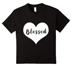 Kids Blessed Heart Womens Kids Shirt 4 Black Jesus Shirts https://www.amazon.com/dp/B01M5G332N/ref=cm_sw_r_pi_dp_x_kYweybPRC4MM4