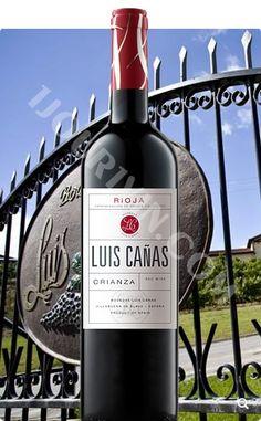 Bodegas Luis Canas - Rioja Crianza 2010