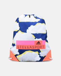 Shop the Cloud Print Gym Bag by Adidas By Stella Mccartney at the official online store. Discover all product information.