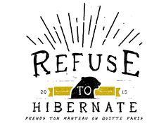 Refuse to hibernate