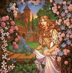 Коллекция картинок: Сказочные иллюстрации Кэрол Лоусон (Carol Lawson)