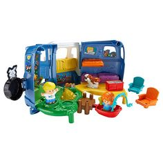 Little People Songs and Sound Camper