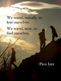 Why do you travel? #travel, #travelideas