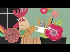 """""""El gall i la gallina"""" és una cançó del llibre """"La Petita Orquestra"""". Més informació a www.llegircruilla.cat/lapetitaorquestra."""