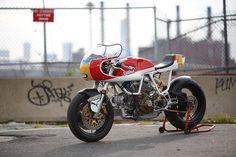 Walt Siegl Motorcycles #ducati