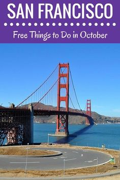 25 Free, Fun Things to Do in October: San Francisco's Best Festivals, Attractions, & More