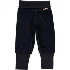 Pants rib, dark blue, Maxomorra