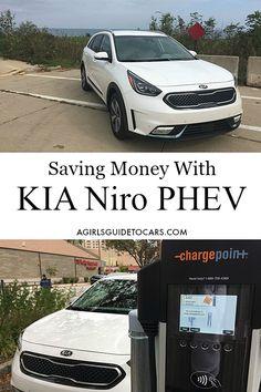 2018 Kia Niro Phev Plug Play And 100 Mpg Plug In Hybrid Suv Best Hybrid Cars Girl Guides