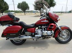 2001 Honda Valkyrie Interstate