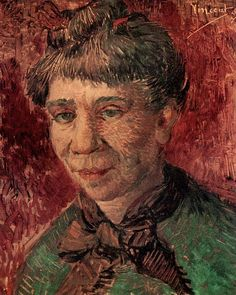 Vincent van Gogh: Portrait of a Woman