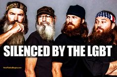 LGBT Mafia Takes Out Duck Dynasty's Phil Robertson - Now The End Begins