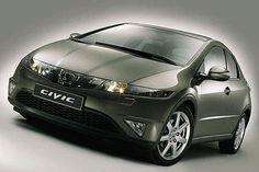 Honda Civic (huitième génération) — Wikipédia | Auto Center Honda Civic, Honda Auto, Honda Cars, Wuhan, Vehicles, Ferris Wheels, Four Wheelers, Electric Gates, Cruise Control