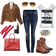 look-country-chic