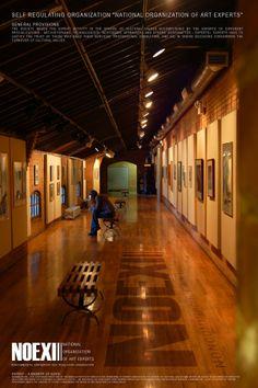 National Organization of Art Experts by Maxim Tyutmanov, via Behance District 13, Under Construction, Print Design, Connection, Organization, Culture, Gallery, Behance, Van