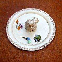 Bird Jewelry Dish - or keys, coins, etc?