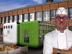galerie | Les Ekovores - Vegetable preparator - Faltazi Studio