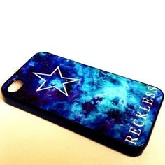 Image of Be Reckless Galaxy iPhone Case www.RichandReckless.co.uk £7.99