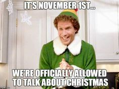Will Farell in the movie Elf Christmas Quotes, Christmas Humor, Christmas Time, Christmas Stuff, Christmas Music, Merry Christmas, Christmas Ideas, Christmas Movies, Christmas Decorations